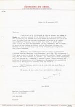 Luc Estang / éditions du Seuil